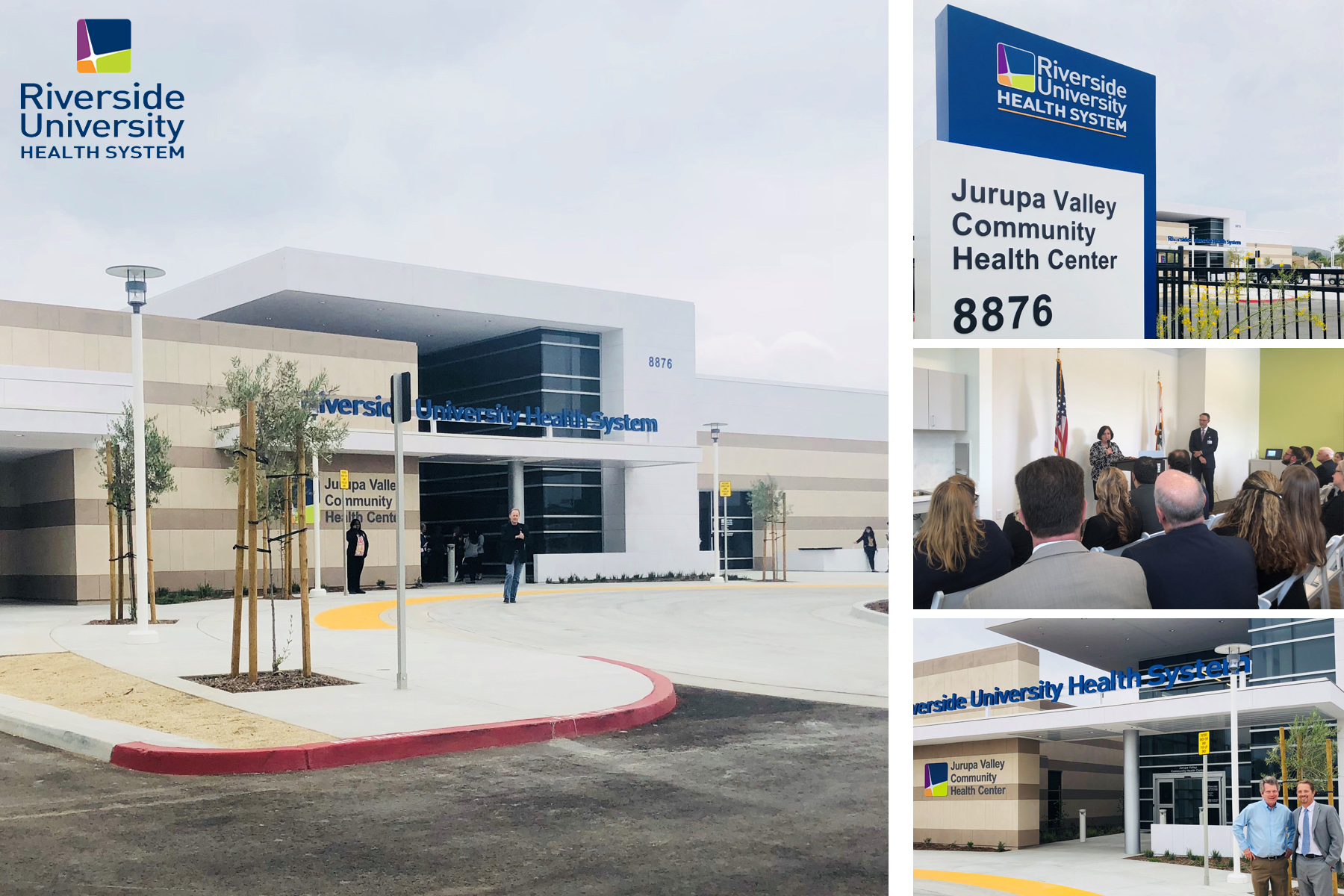 Grand Opening of the Riverside University Jurupa Valley Community Health Center