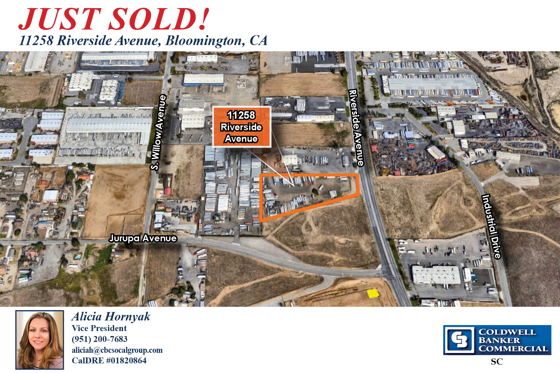SOLD! ±3.58 Acres of Industrial Vacant Land in Bloomington